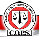 COPS - TRAFFIC TICKET EXPERTS SINCE 1986